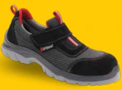 Gripper - Gripper Yukon GPR-170 S1 Siyah Spor İş Ayakkabısı