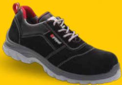 Gripper - Gripper Ganj GPR-192 S1 Siyah Spor İş Ayakkabısı