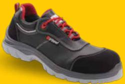 Gripper - Gripper Nelson GPR-101 S2 Siyah Spor İş Ayakkabısı