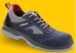 Gripper - Gripper Lena GPR-72 S1 Mavi Spor İş Ayakkabısı