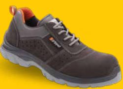 Gripper - Gripper Ganj GPR-190 S1 Koyu Gri Spor İş Ayakkabısı