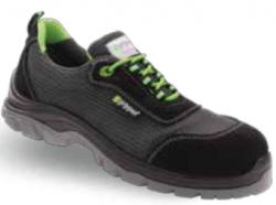 Gripper - Gripper Yukon GPR-174 S1 Siyah- Yeşil Spor İş Ayakkabısı