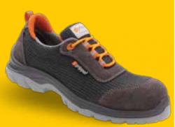 Gripper - Gripper Yukon GPR-175 S1 Koyu Gri Spor İş Ayakkabısı
