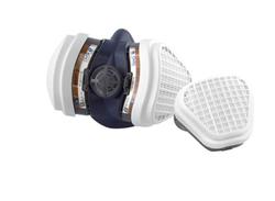 GVS Elipse - GVS Elipse A2-P3 RD Bakım Gerektirmeyen Gaz Ve Toz Maskesi SPR498