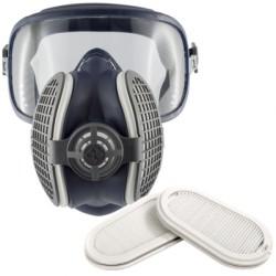 GVS Elipse - GVS Elipse P3 Integra Gözlüklü Toz Maskesi - Tam Yüz Maske - SPR406