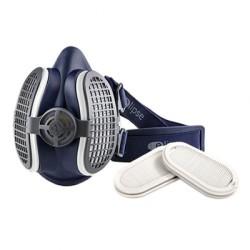 GVS Elipse - GVS Elipse P3 Filtreli Yarım Yüz Tam Koruma Yarım Yüz Maskesi - SPR501