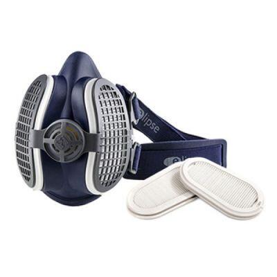 GVS Elipse P3 Yarım Yüz Tam Koruma Toz Maskesi - SPR501