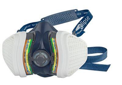 GVS Elipse Yarım Yüz Maske ABEK1-P3 Filtre Seti - SPR491