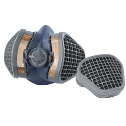 GVS Elipse - GVS Elipse Yarım Yüz Maske ve ABEK1 Filtre Seti - SPR488