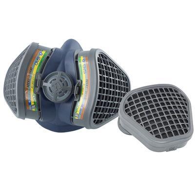 GVS Elipse Yarım Yüz Maske ve ABEK1 Filtre Seti - SPR488