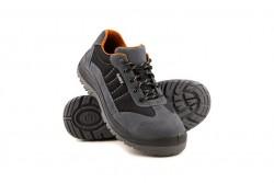 HDS - HDS Basic 118 Süet Bağcıklı Çelik Burunlu İş Ayakkabısı