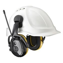 Hellberg - Hellberg React Elektronik Ses Seviye Ayarlı Radyolu Barete Monteli Kulaklık
