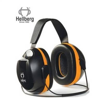Hellberg Secure 3N Ense Bantlı Kulaklık SNR 33