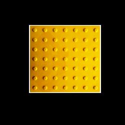 Üstün - Hissedilebilir Yürüme Yüzeyi – Uyarıcı Tip (Yapıştırıcısız) – UT 7003