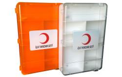 Ar-An - İlkyardım - Ecza Dolabı - İçi Dolu - Aran Safety