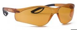 Infield - İnfield 9063 120 Raptor PC SP UV Koruyucu Gözlük Turuncu Lens
