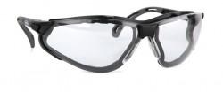 Infield - İnfield 9320 006 Terminator Xtra Black PC AFP UV Koruyucu Gözlük