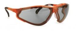 Infield - İnfield 9321 625 AF Terminator Xtra Orange PC AS UV SP 5-2,5 Gri Lens Koruyucu Gözlük