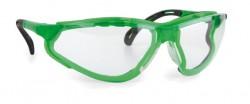 Infield - İnfield 9322 155 Terminator Xtra Green PC AF UV Koruyucu Gözlük
