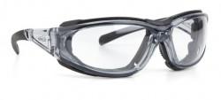 Infield - İnfield 9350 006 Mirador Crystal Black PC AFP UV Koruyucu Gözlük