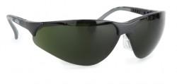 Infield - İnfield 9380 135 Terminator Black PC AS WE5 Kaynak Koruma Gözlüğü
