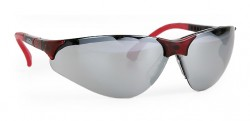 Infield - İnfield 9384 140 Terminator Red PC SP AS Gümüş Lens