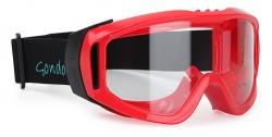 Infield - İnfield 9551 165 Gondor PC AF UV NV (Finedust) Koruyucu Gözlük