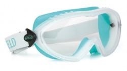 Infield - İnfield 9590 166 Gladiator PC AFP UV Green Koruyucu Gözlük