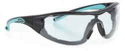 Infield - İnfield 9600 155 Velor Turkuaz PC AF UV Koruyucu Gözlük