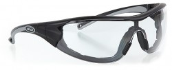 Infield - İnfield 9601 155 Velor PC AF UV Koruyucu Şeffaf Gözlük