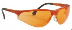 Infield - İnfield Terminator 9383 120 Orange PC SP AS UV Turuncu Lens Koruyucu Gözlük