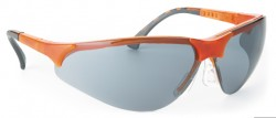 Infield - İnfield Terminator 9383 625 Orange PC SP AS UV 5-2.5 Gri Lens Koruyucu Gözlük