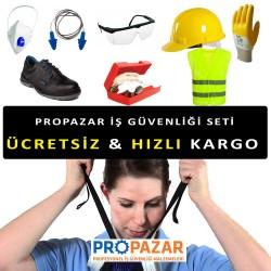 Propazar - İş Güvenliği Seti P1