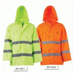 Junior - Junior JN 1051 Reflektörlü Parka
