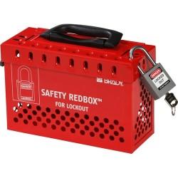 PRO - Ceda - K01 - Yönetici Çelik Kilit Grup Anahtar Çantası