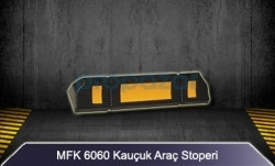 MFK - Kauçuk Araç Stoperi Kısa MFK6060