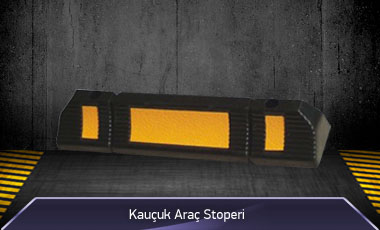 Kauçuk Araç Stoperi MFK1208 - 6060