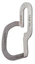 Kaya Safety - Kaya Safety ABL-M16L Teiaş Ankaraj Kulağı Uzun Paslanmaz Çelik