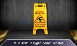 MFK - Kaygan Zemin Baskısı - Tek Yüz