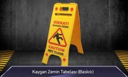 MFK - Kaygan Zemin Tabelası (Baskılı) MFK1037