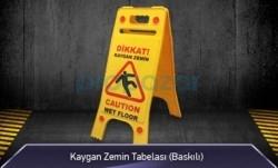 MFK - Kaygan Zemin Tabelası (Baskılı) MFK4201