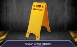 Kaygan Zemin Tabelası (Baskısız) MFK1036 - 4200 - Thumbnail