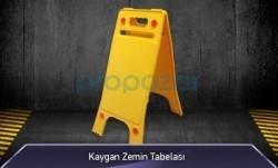 MFK - Kaygan Zemin Tabelası (Baskısız) MFK4200