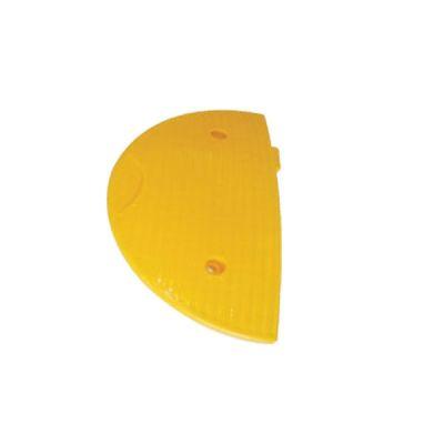 Kedi Gözlü Yol Kasisi Kapağı 500mm – Sarı Siyah – UT 9025 - 9027