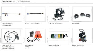 KİRALAMA - Drager Pas Lite Çelik Tüplü Kiralık Solunum Seti