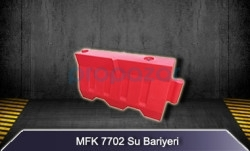 MFK - KİRALAMA - Kiralık Su Bariyeri 250 Lt