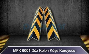Kolon Köşe Koruyucu Düz Yüzeyli MFK6001