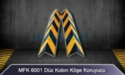 MFK - Kolon Köşe Koruyucu Düz Yüzeyli MFK6001