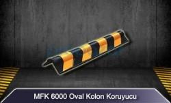 MFK - Kolon Köşe Koruyucu Oval Yüzeyli MFK6000