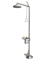 IST - Kombine Duş, ISTEC Type ESW, Boy Tipi Paslanmaz Çelik
